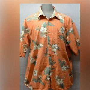 St. Johns Bay Hawaiian  Size XX Large Men's